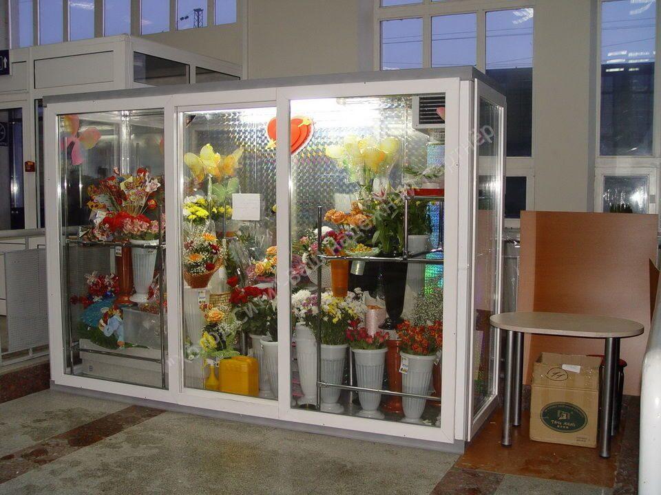 Холодильная камера своими руками для цветов видео